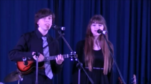 A duet with recent YouTube star Lily Rose!